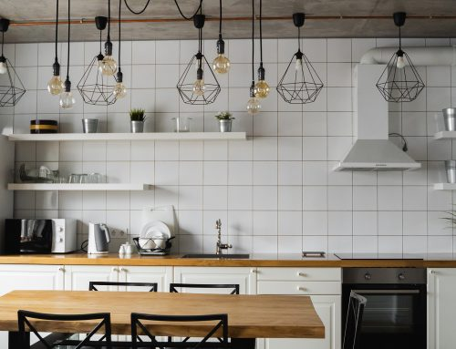 Easy ways to update your kitchen and wow homebuyers